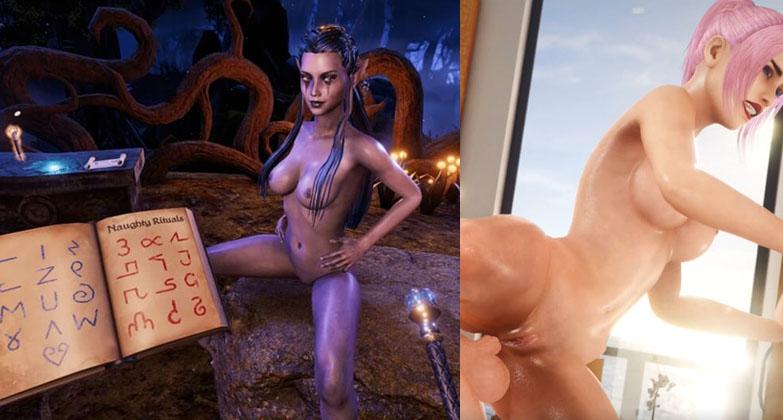 Games porn best virtual The Best